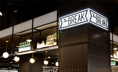 The Break, Myer