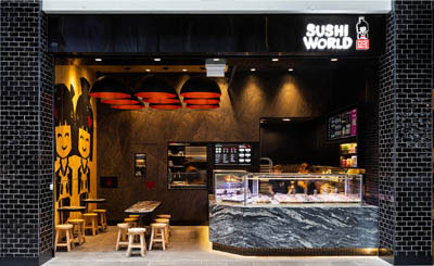 Sushi World, Broadway