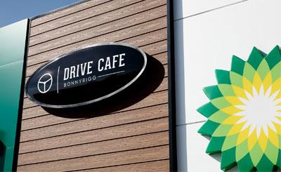Drive Cafe, BP Bonnyrigg