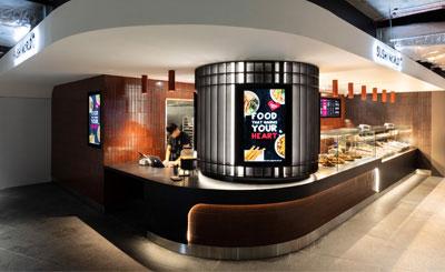 Sushi World, UTS