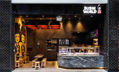Sushi World, Broadway