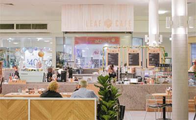 Leaf Cafe & Co, Orange